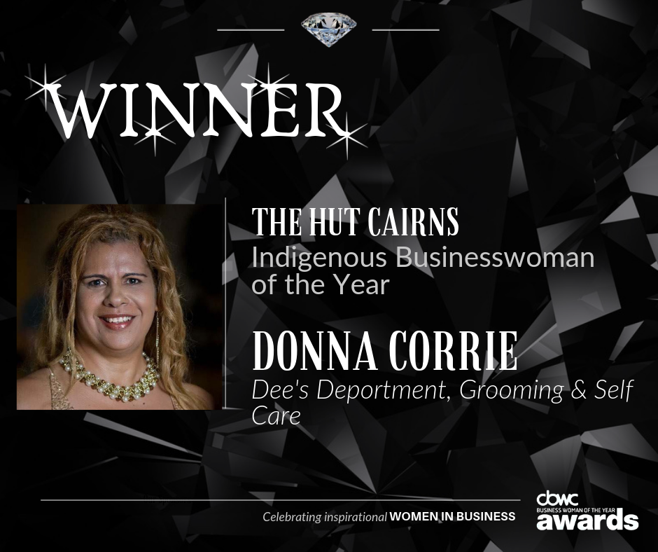 Awards » Cairns Business Women's Club